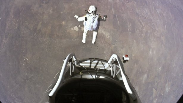 Red Bull Stratos Jump